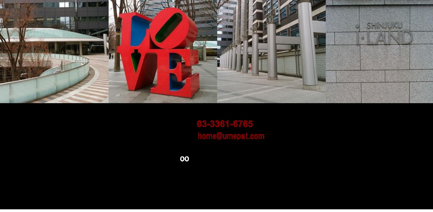 梅澤国際特許事務所/新宿アイランドタワー2F